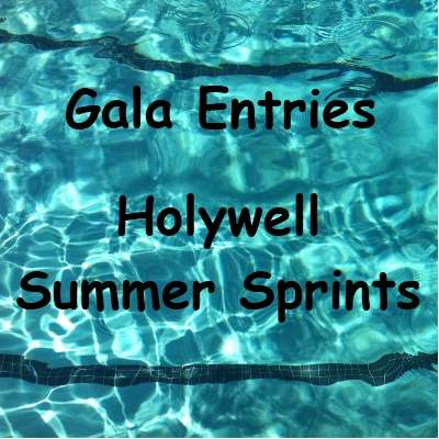 Holywell Summer Sprints – 30th June